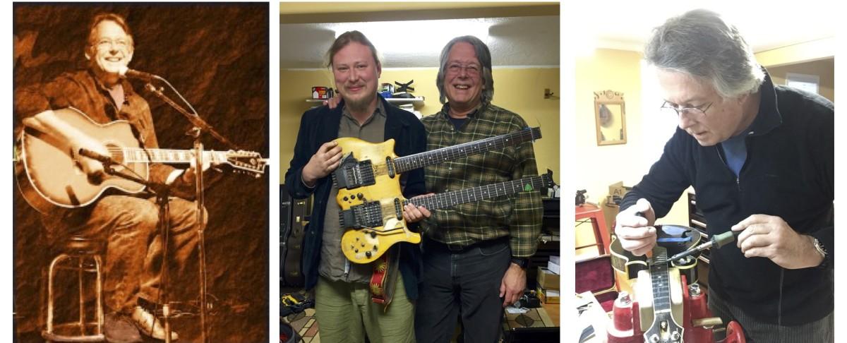 Jim Kozel, Luthier ~ Musician ~ Teacher